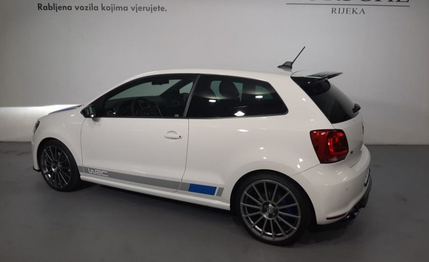 VW Polo R WRC 2,0