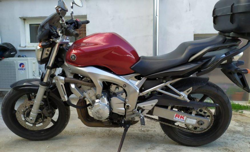 Yamaha Fazer 600 cm3