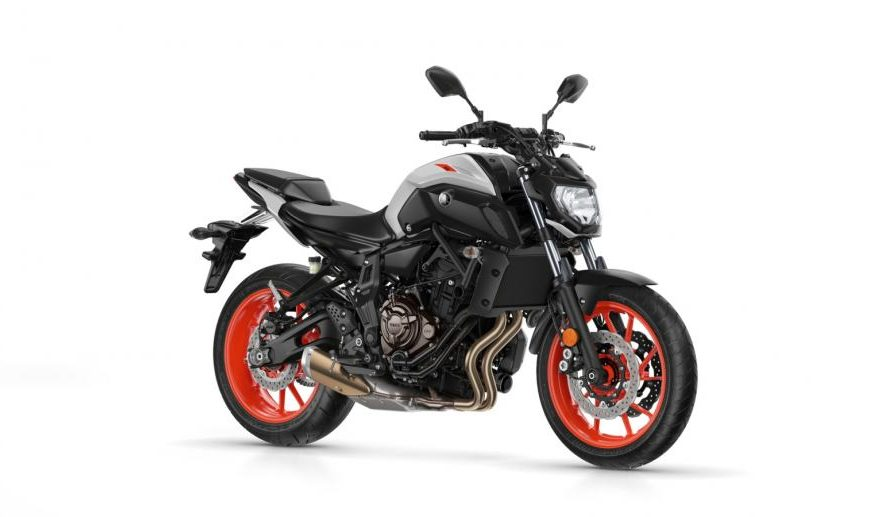Yamaha MT07 698 cm3