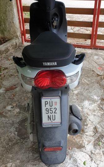 Yamaha Neos 50 cm3