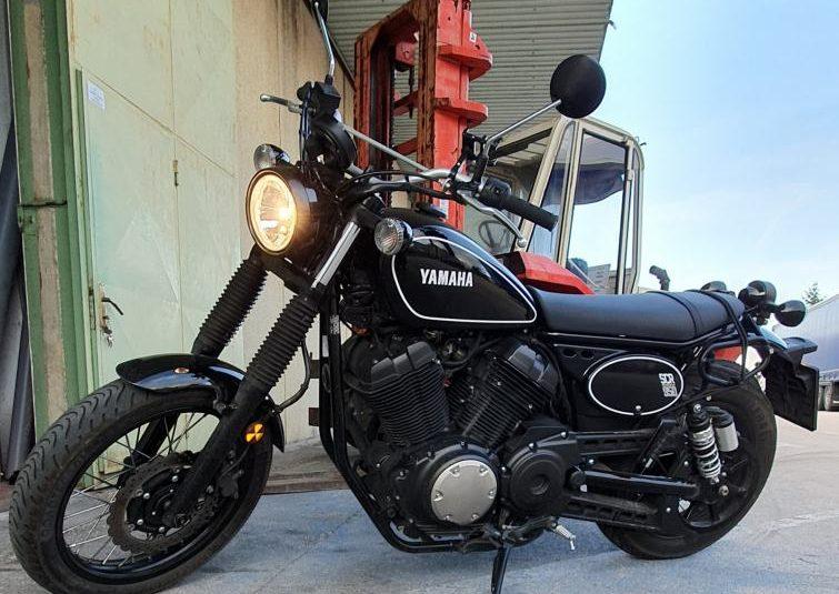 Yamaha Scr950 950 cm3