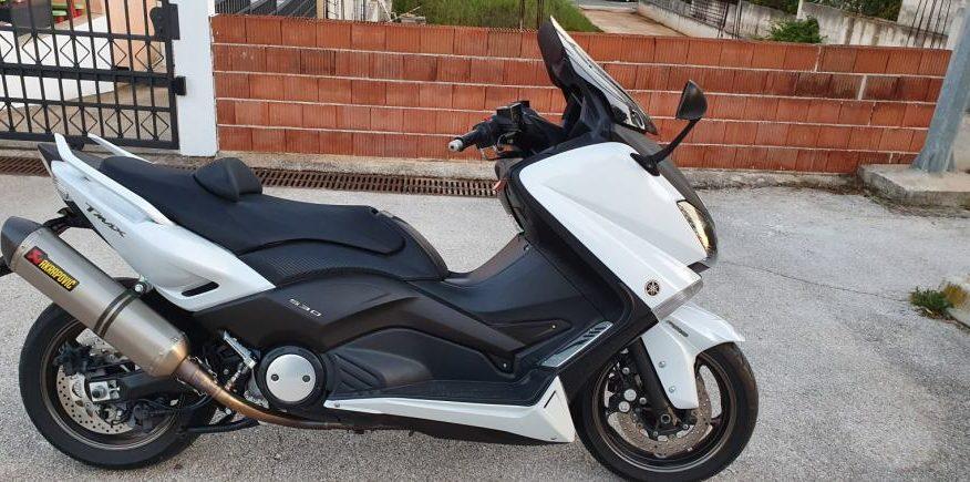 Yamaha T-MAX 530 cm3, KAO NOV