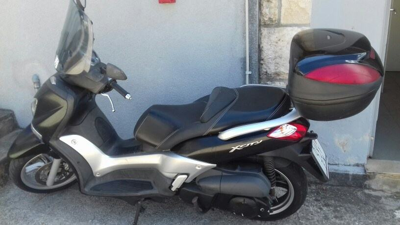 Yamaha Xcity 250 cm3