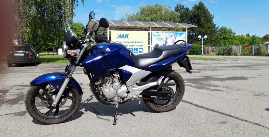 Yamaha YB2 250