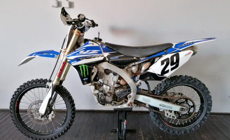 Yamaha YZF 450 HGS