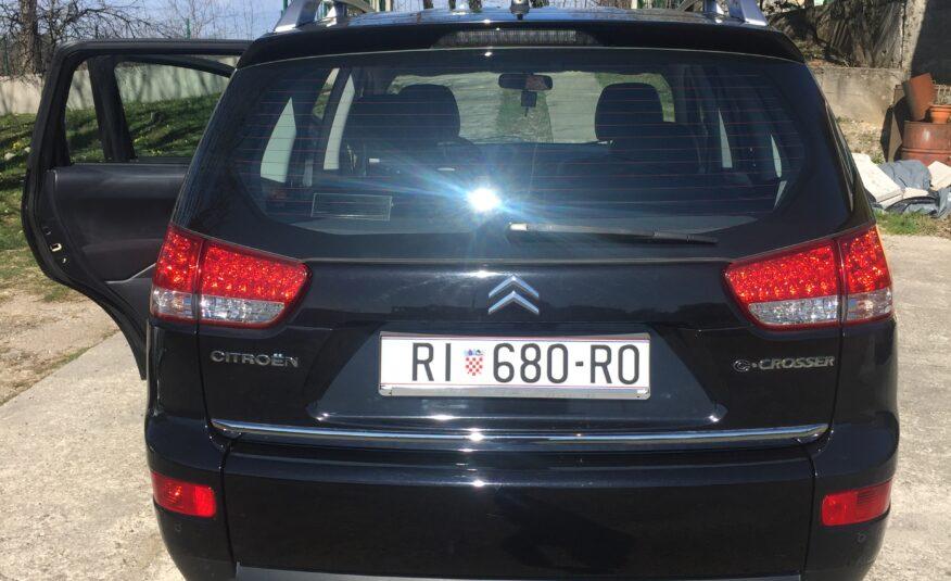 Citroën C – Crosser